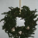 Coralie's Christmas wreath
