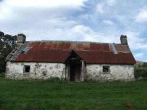 Badden cruck cottage